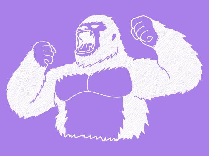 streit-eskalation-kind-familie-gorilla